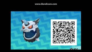 special qr codes pokemon sun and moon videos special qr codes