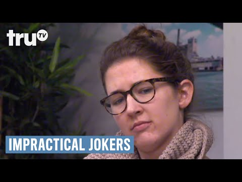 Impractical Jokers - Sal Can&39;t Stop Laughing  truTV