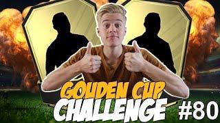 GOUDEN CUP CHALLENGE #80 - GOEDE PACKS ALS JE WINT!
