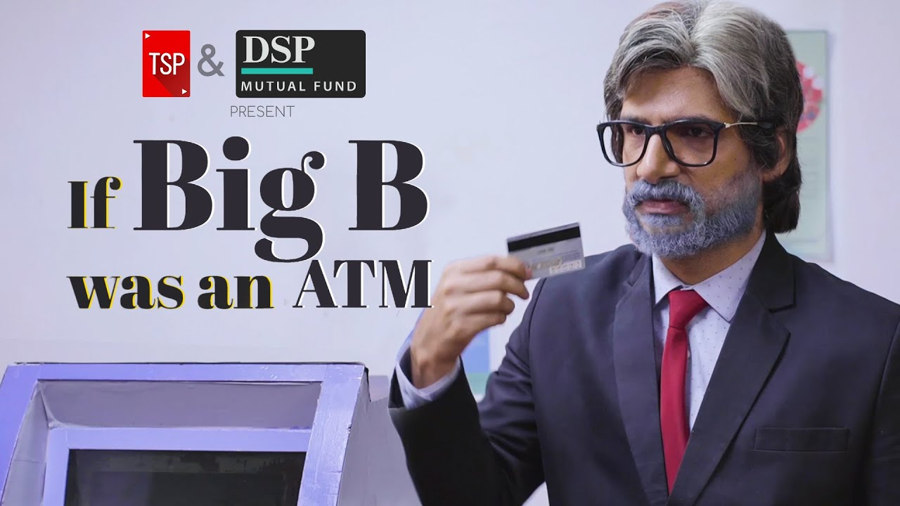 TSP's If Big B was an ATM ft. Shivankit Parihar & Khushbu Baid