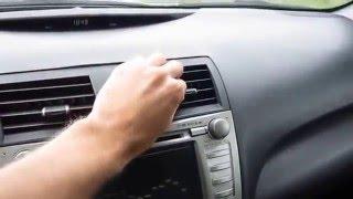 2007 Тойота Камри R5  Обзор  Тест Драйв