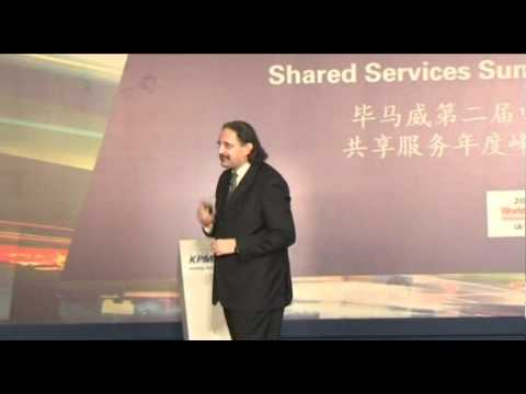 KPMG-China Shared Services Summit-2011-Shared Services in China-Coming of Age-Edge Zarrella