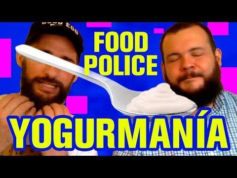 Food Police: YOGURMANÍA   Tenedor Libre con Matzorama