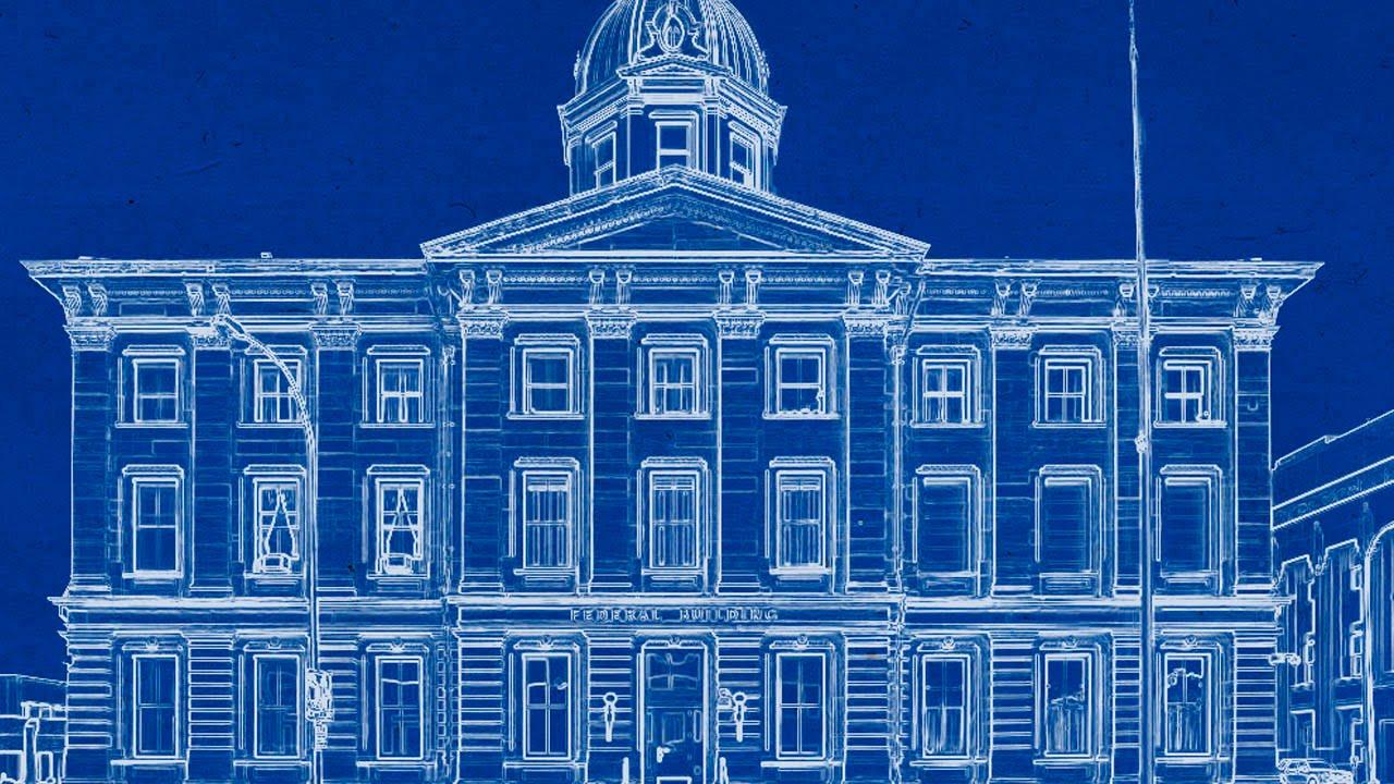 Photoshop cc cs6 efecto de blueprint o planos for Planos arquitectonicos gratis