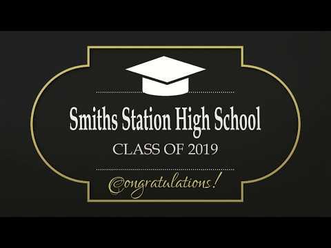 2019 Smiths Station High School Graduation
