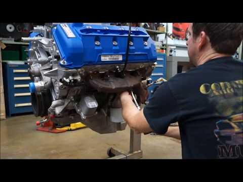 2013 GT500 5.8 ENGINE BUILD By Competition Auto PART3 from YouTube · Duration:  12 minutes 55 seconds
