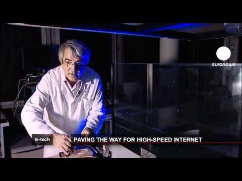 A revolução da fibra ótica