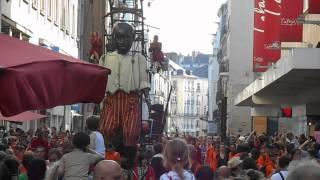 Royal de Luxe 2014 - Le Petit Géant