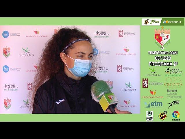 Programa 2º 20/21: Cristina Medina