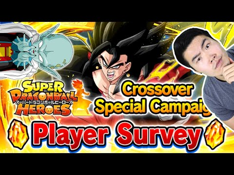 Is Garlic Jr Finally Coming To Dokkan Sdbh Campaign Player Survey Global Dbz Dokkan Battle Youtube We update this community day by day to provide quality guides and the latest news. sdbh campaign player survey global