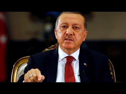 Turkey's president to start Africa tour of Algeria, Mauritania, Senegal and Mali