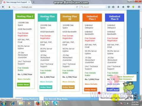 how to register a domain (urdu/hindi)