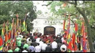 VTC14_Hàng nghìn người dự lễ giỗ Tổ Hùng Vương