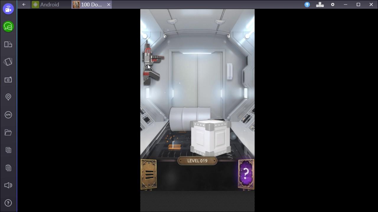 100 Doors Challenge Level 19 Youtube