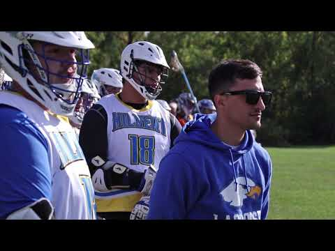 2018 Hilbert College Men's Lacrosse Video