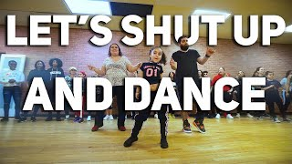 Jason Derulo - Lets Shut Up & Dance | Phil Wright Choreography | Ig: @phil_wright_