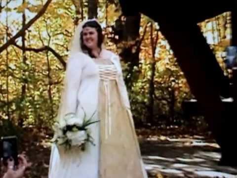 A Faerie Tale Fantasy Storybook Wedding (Stephanie and Brian Berg)