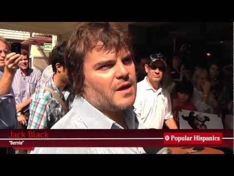 PH Interviews Jack Black at the Austin screening of Bernie!