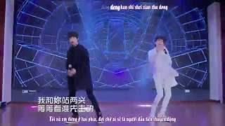 [MH][Khảo hạch tháng 9: Hoàng Kì Lâm, Đinh Trình Hâm_cut] The Leading Role - La Chí Tường