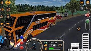 Mobile Bus Simulator 2018 - NEW Skin Bus Transporter - Android Game Play FHD