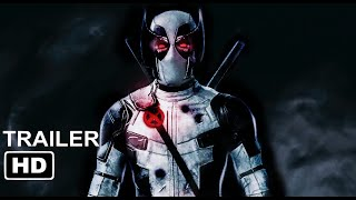 "Deadpool 3: Rise Of X-Force |Teaser Trailer| (2021) | Ryan Reynolds, Hugh Jackman ""Concept"""