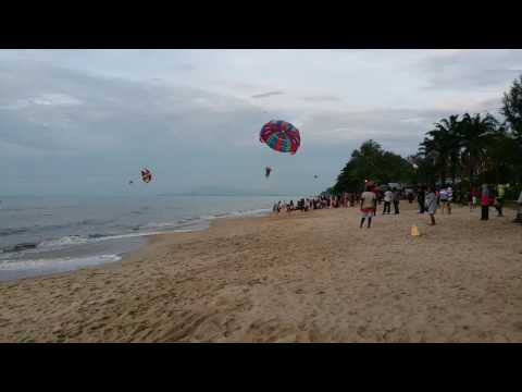Parasailing @ Penang Island