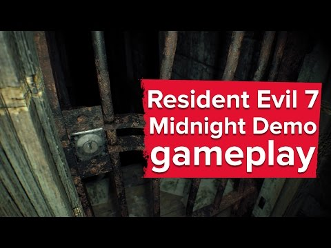 Here's A Resident Evil 7 Midnight Demo Full Playthrough - New PS4 Gameplay