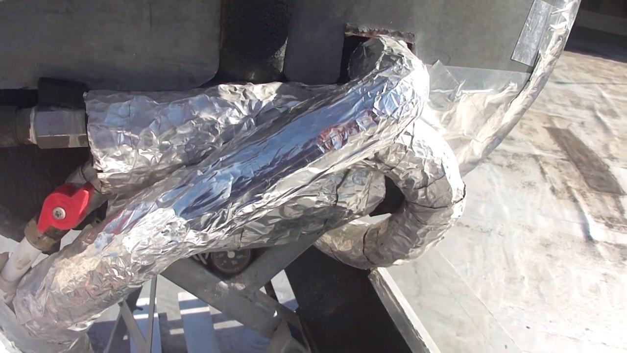 Pannello Solare Danneggiato : Pannello collettore solare autocostruito water heater diy