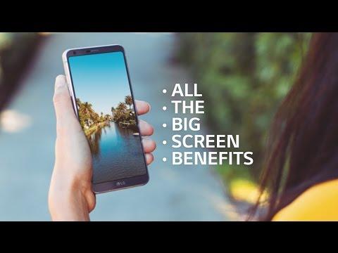 LG G6 x FullVision Display