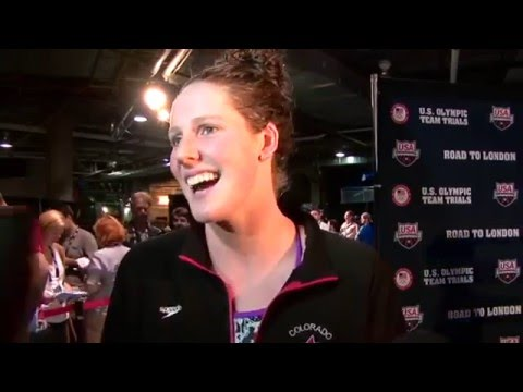 MSS: Reliving 2012 USA Trials - Missy Franklin