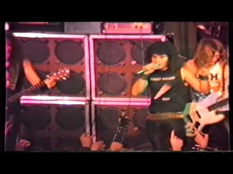 Agent Steel - The Ripper Live 1986 (Judas Priest Cover)