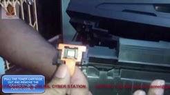 Hp LaserJet pro mfp m126nw 10,1000 supply memory error