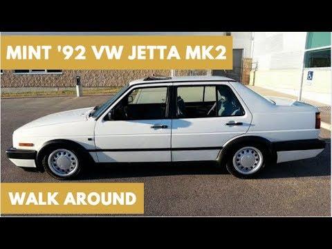 CLEAN 1992 Volkswagen Jetta MK2
