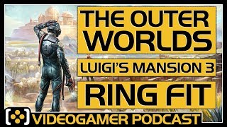 The Outer Worlds, Blizzard Controversy, Luigi's Mansion 3 - VideoGamer Podcast