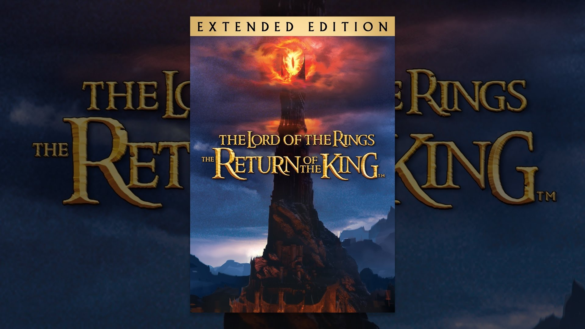 lord of the rings extended edition stream