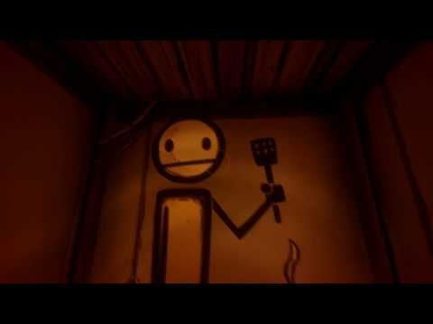 Bendy and the Ink Machine chapters 1-4 extras/ee