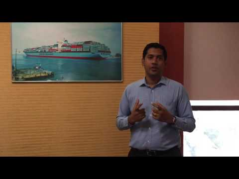 Maersk GSC Operations : ICycle Global Rollout Anil Pereira