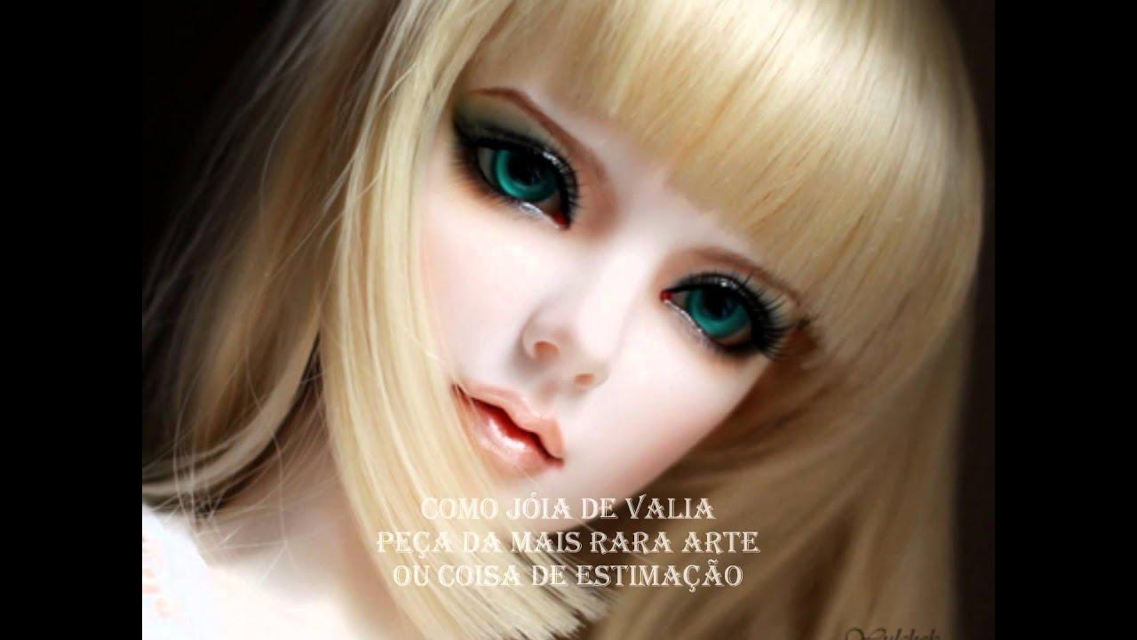 Cute Wallpapers Of Barbie Dolls Pedro Galveias Quot Boneca De Porcelana Quot Youtube