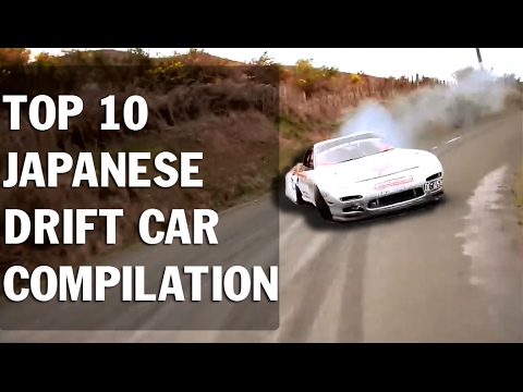 Top Videos Japanese Drift Cars Compilation Youtube