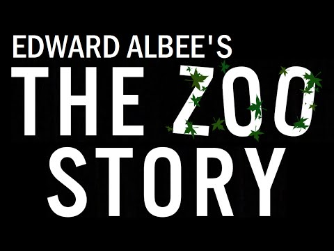 "Edward Albee's ""The Zoo Story"", Teater Edward"