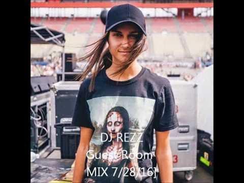 DJ REZZ SiriusXM Guest Room Mix