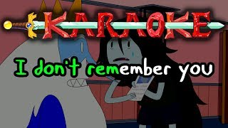 Remember You - Adventure Time Karaoke