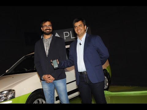 Ola Play - Launch & Keynote by Bhavish Aggarwal, Co-founder