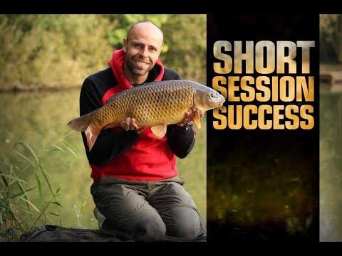 SHORT SESSION SUCCESS - Dean Macey