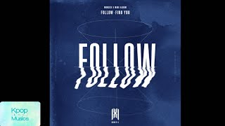 Gambar cover MONSTA X (몬스타엑스) - Find You('The 7th Mini Album'[Follow: Find You])