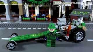 LEGO BATMAN The RIDDLER Chase 76012