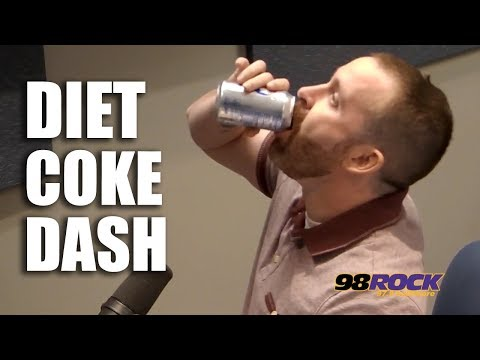 The 2019 Office Combine:  Diet Coke Dash