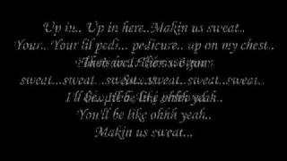 Flo Rida Ft Chris Brown - Sweat [Chopped and Screwed] (With Hook Lyrics)