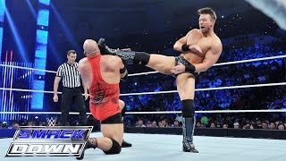 Ryback vs. The Miz: SmackDown, June 11, 2015
