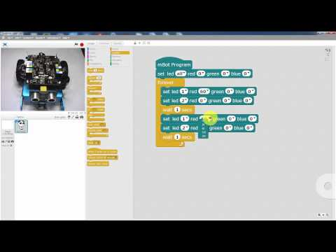 Tutorial 4: How to use Arduino mode in mBlock